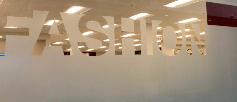 Fashion sign